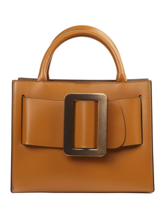 BOYY Pecan Leather Bobby 23 Bag