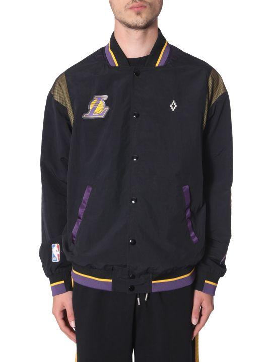 Marcelo Burlon L.a. Lakers Sport Jacket