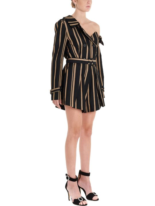 self-portrait 'tailored Stripe' Jumpsuits