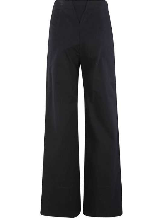 Chloé Wide Leg Long Trousers