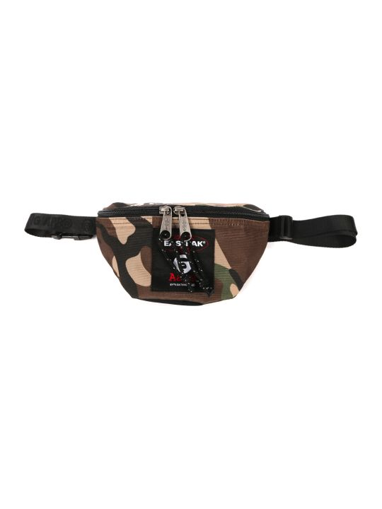 Eastpak Military Camou Printed Fabric Beltbag