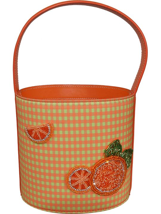 STAUD Fruits Bucket Bag