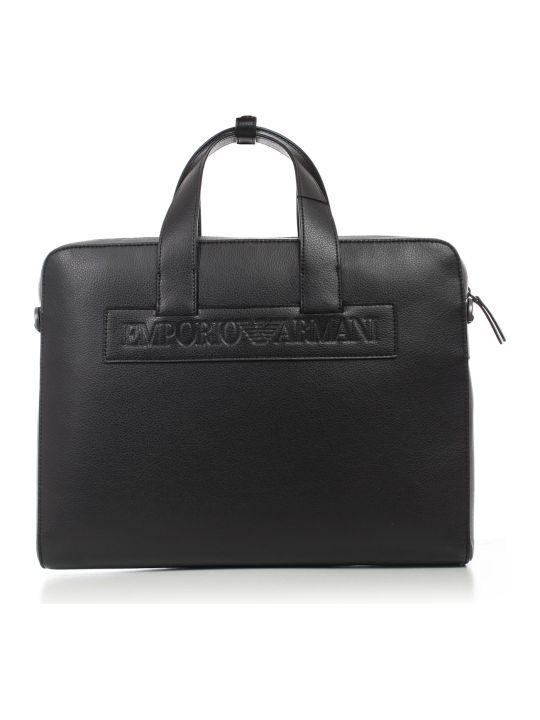 Emporio Armani Briefcase Bag