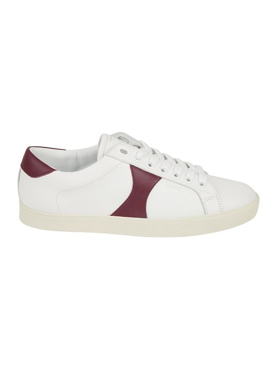 Celine Low Lace-up Sneakers