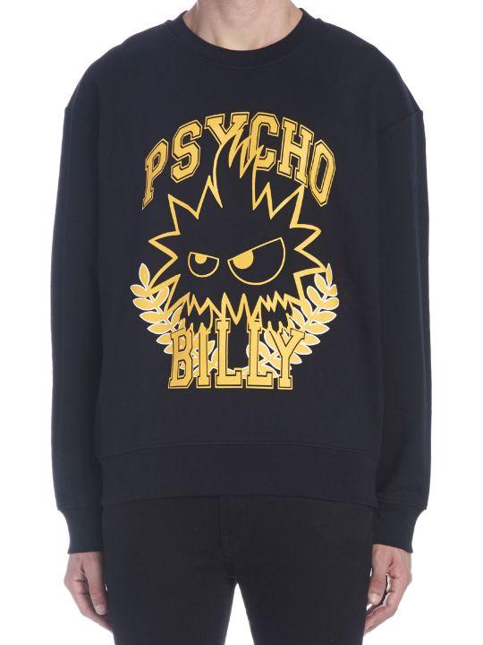 McQ Alexander McQueen 'psycho Billy' Sweatshirt