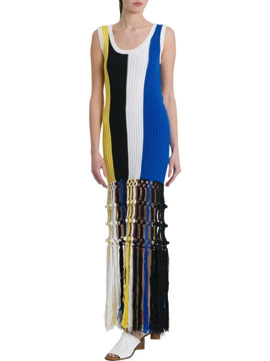 Sonia Rykiel Macramé Long Dress