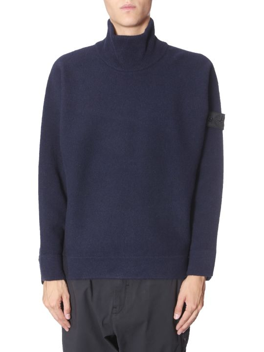 Stone Island Shadow Project Turtle Neck Sweater