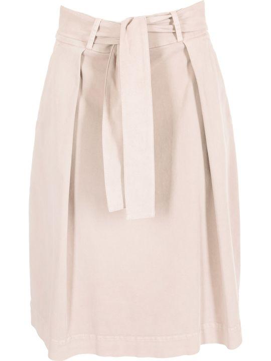 Peserico Tie Waist Skirt