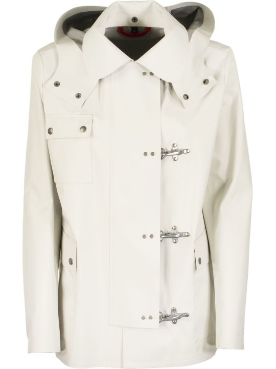 Fay 4 Ganci Cream Jacket