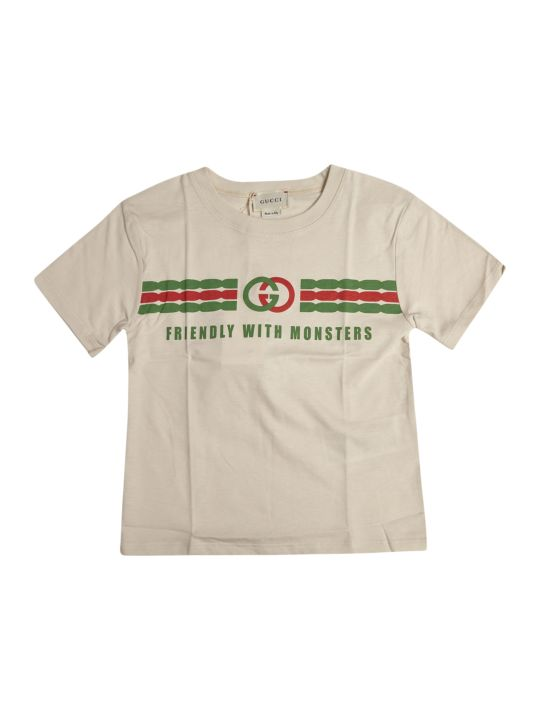 Gucci Friendly With Monsters T-shirt