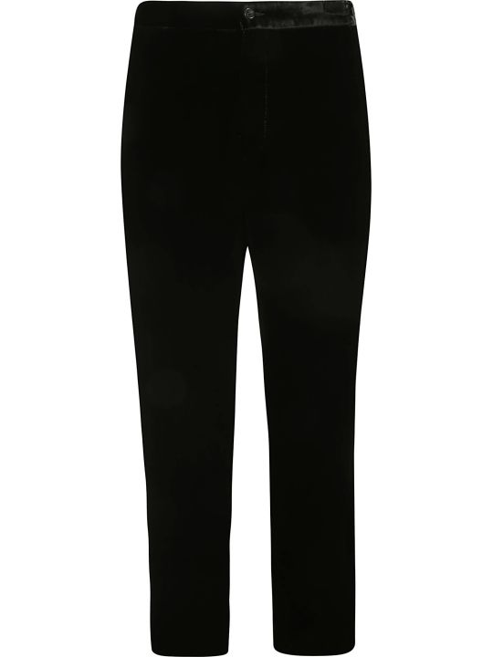 Emporio Armani Waist Fit Trousers