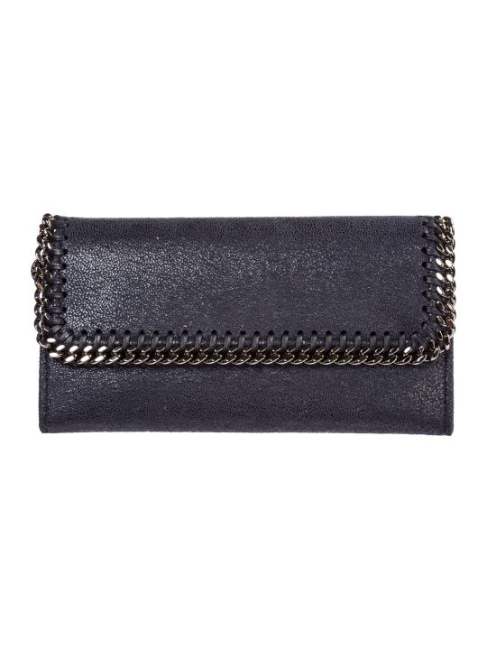 Stella McCartney Continental Falabella Wallet
