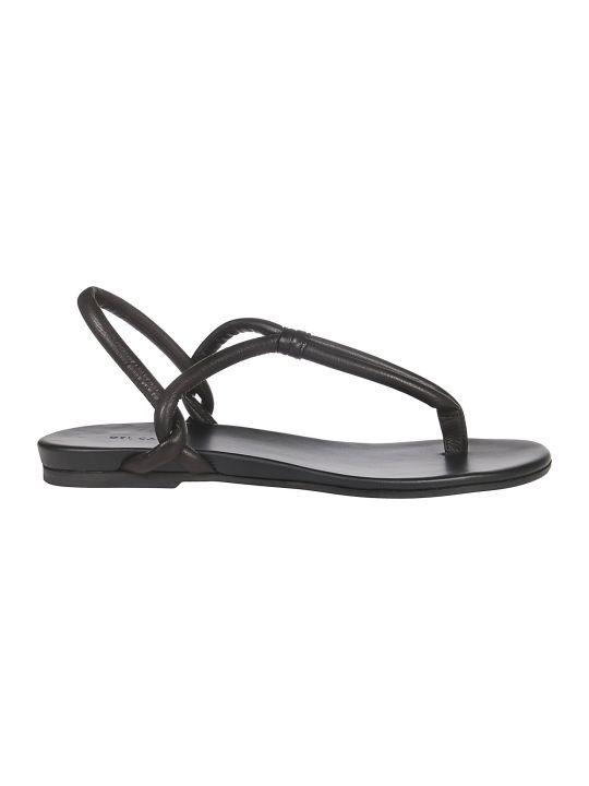 Roberto del Carlo Thong Strap Sandals