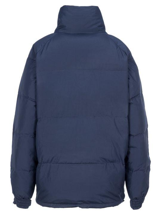 Maison Kitsuné Maison Kitsune Logo Patch Padded Jacket