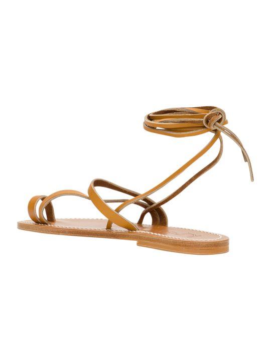 K.Jacques Gladitor Sandals