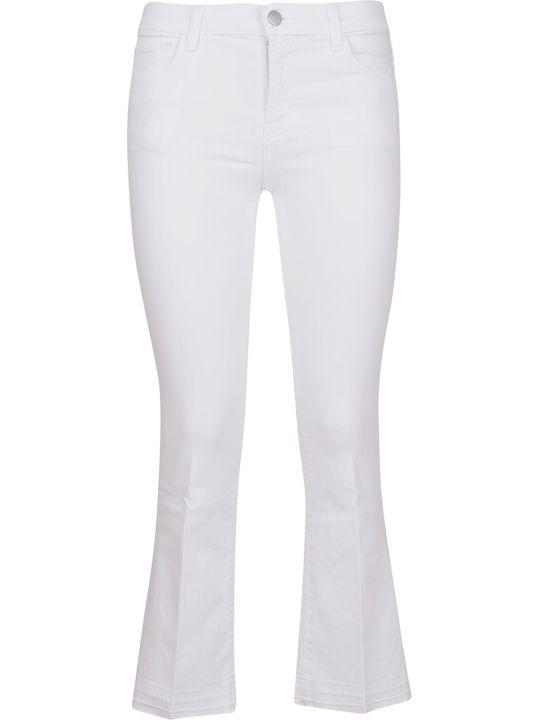 J Brand Jbrand Cropped Jeans