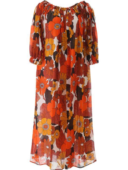 Dodo Bar Or Floral Printed Jullie Dress