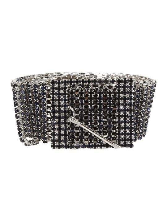 B-Low the Belt Rhinestone Belt