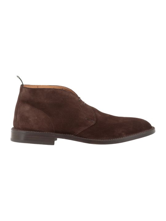 Green George Desert Boot