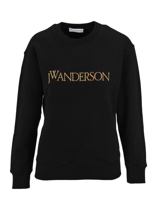 J.W. Anderson Jw Anderson Embroidered Logo Sweatshirt
