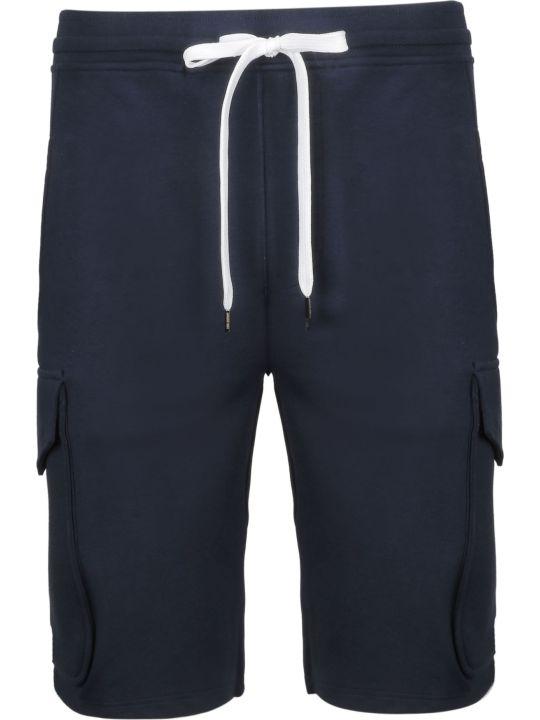 Neil Barrett Drawstring Cargo Shorts