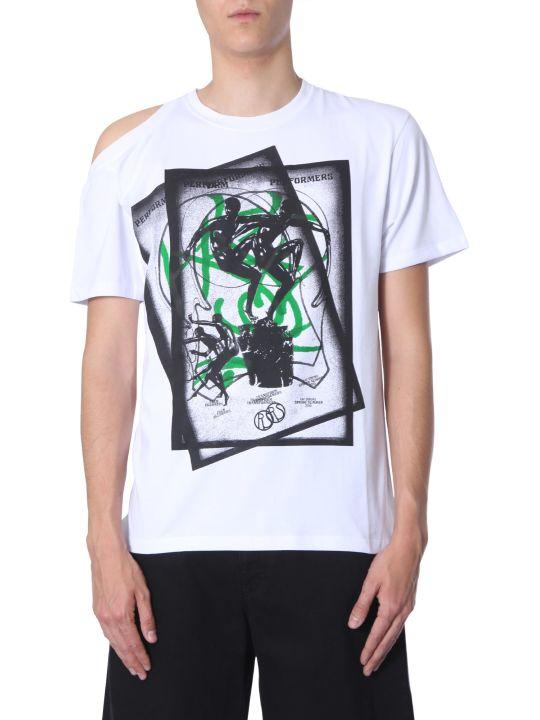 Raf Simons Performers Printed T-shirt