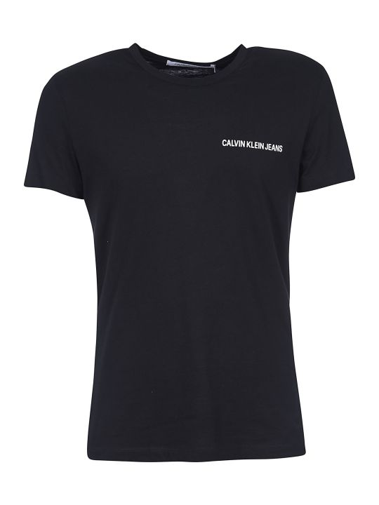 Calvin Klein Logo Chest T-shirt
