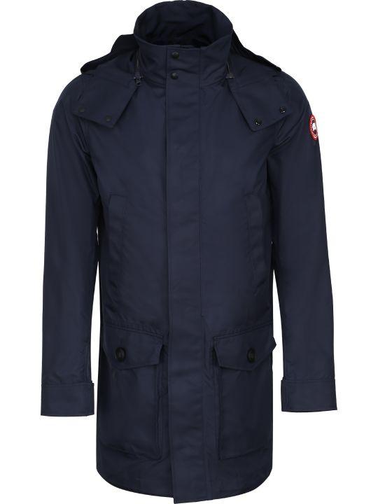 Canada Goose Crew Hooded Raincoat