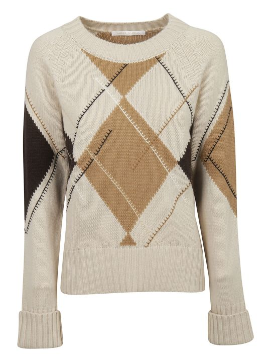 Saverio Palatella Jacquard Sweater