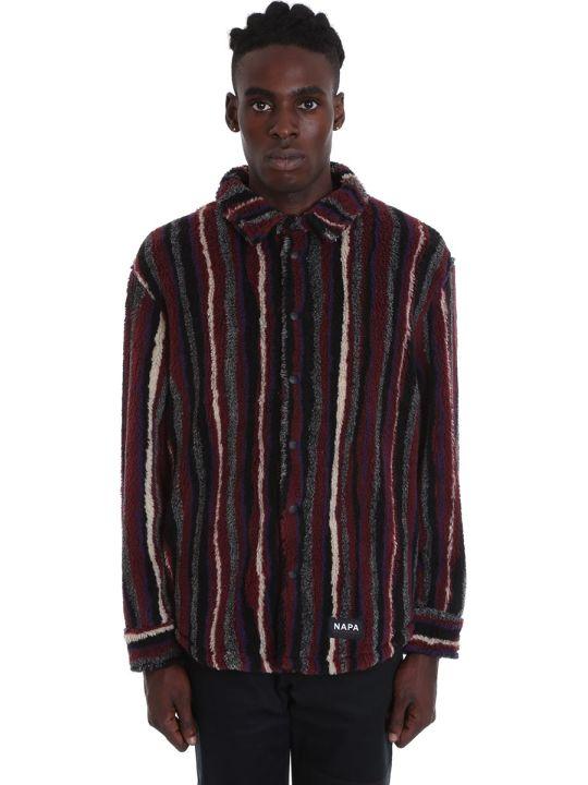 Napa By Martine Rose T-margay Knitwear In Multicolor Wool