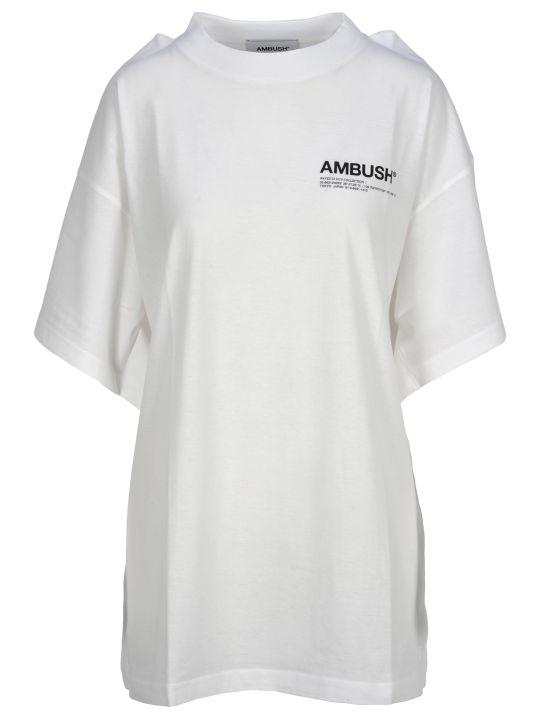 AMBUSH Tshirt Logo