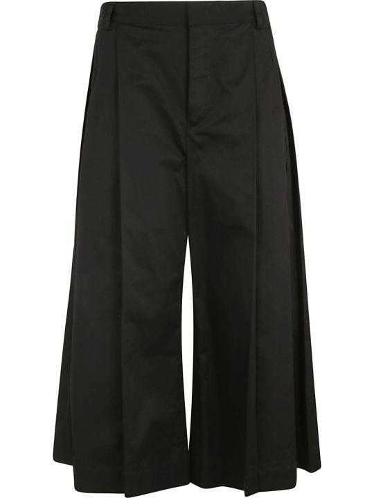 Moncler Genius Noir Cropped Trousers