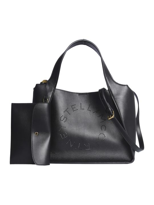 Stella McCartney Shoulder Bag With Laser Logo