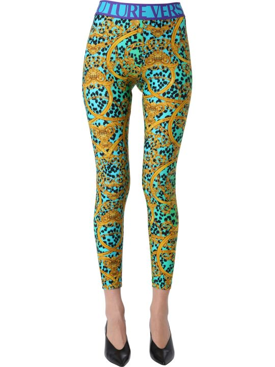 Versace Jeans Couture Slim Fit Leggins