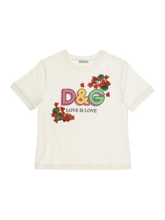 Dolce & Gabbana Love Is Love Tee