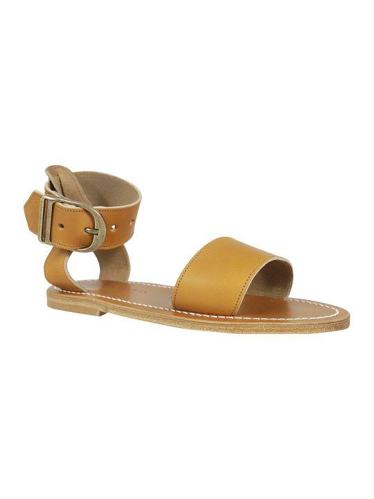 K.Jacques Carbet Buckle Sandals