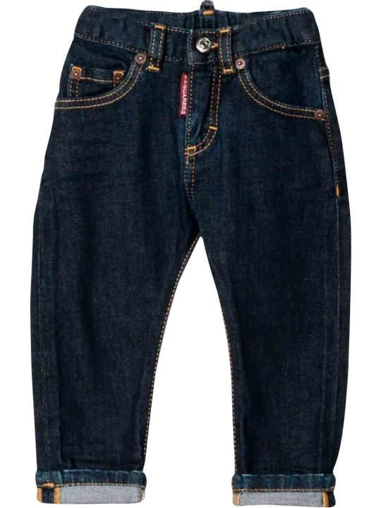 Dsquared2 Dark Denim Jeans