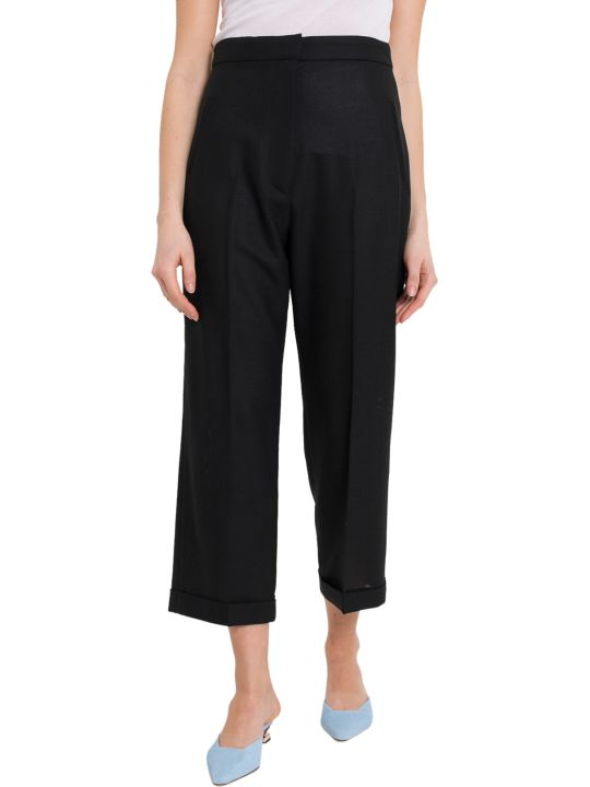Jacquemus Cropped Trousers With High-rise