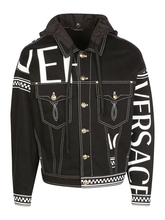 Versace Denim Jacket