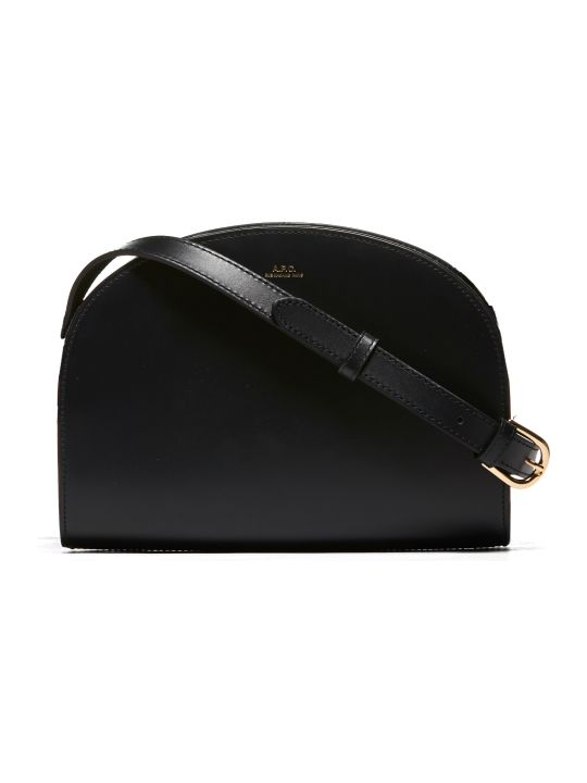 A.P.C. Apc Demi Lune Shoulder Bag