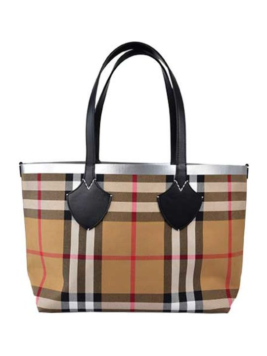 Burberry M Vintage Check Tote