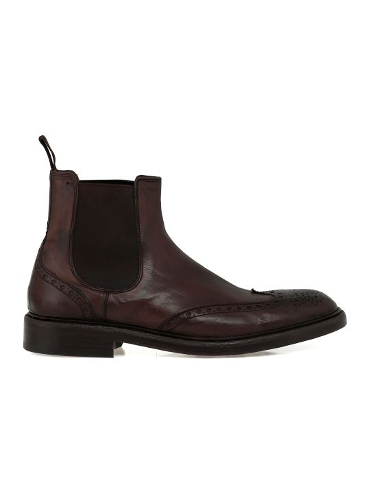 Green George Chelsea Boot