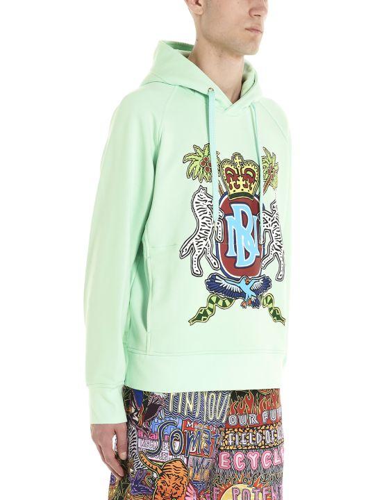 Neil Barrett 'coat Of Army' Hoodie