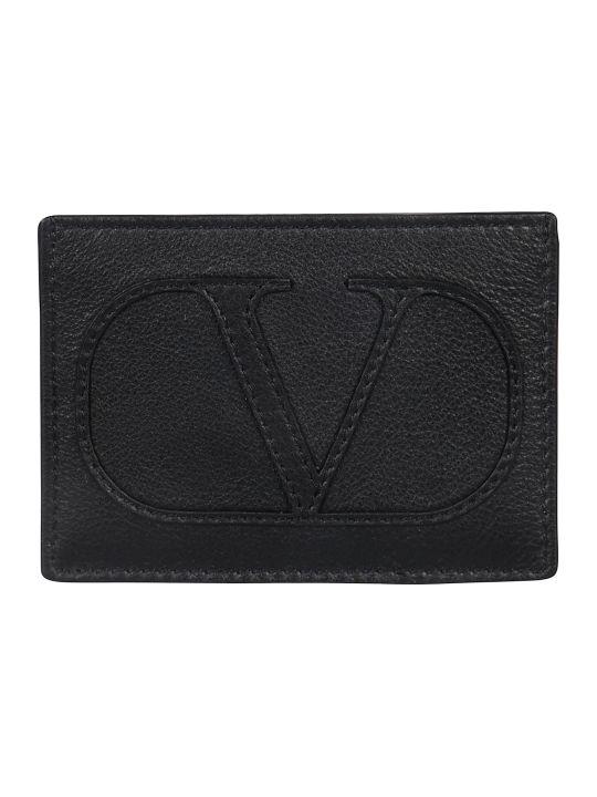 Valentino Logo Cardholder