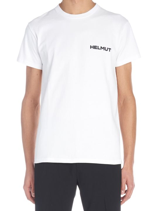 Helmut Lang 'in Lang We Trust' T-shirt