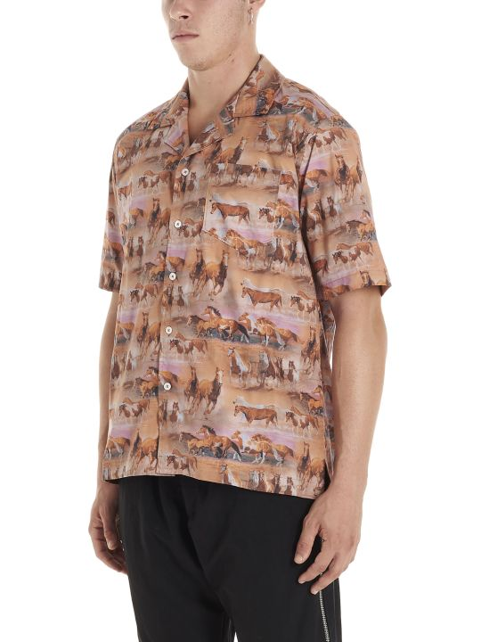 Rhude 'horses' Shirt