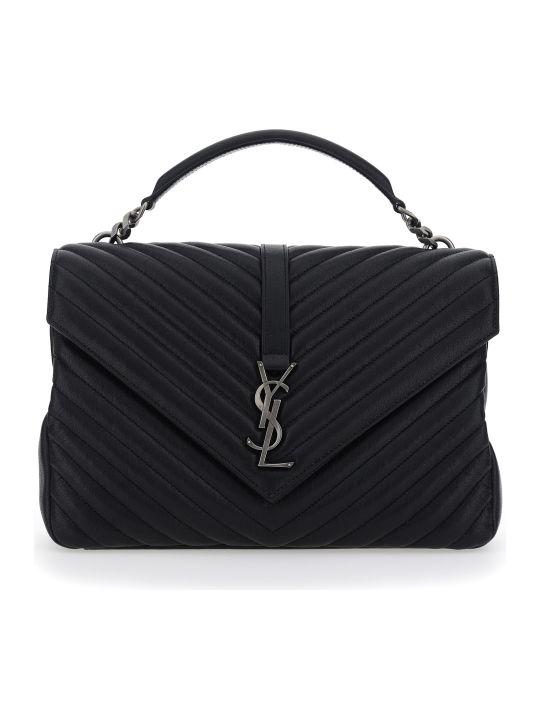 Saint Laurent Large College Handbag