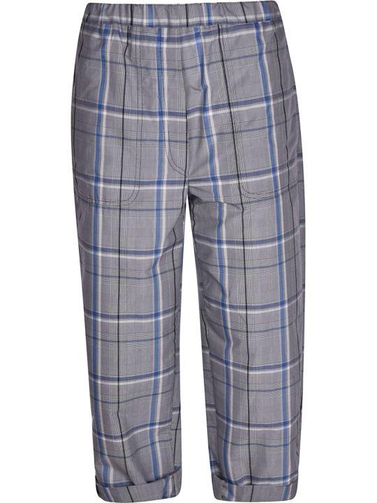 Tela Plaid Trousers