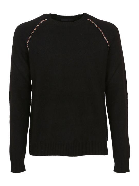 Alanui Patch Detail Sweater