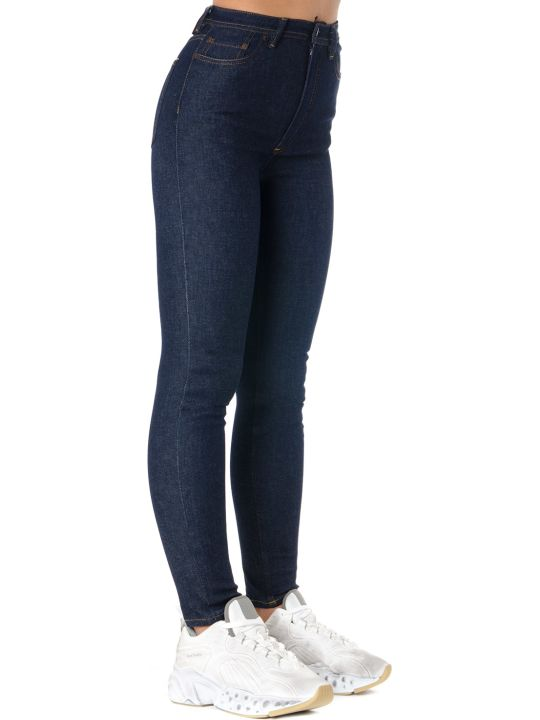 Acne Studios Denim Stretch Skinny Fit Jeans
